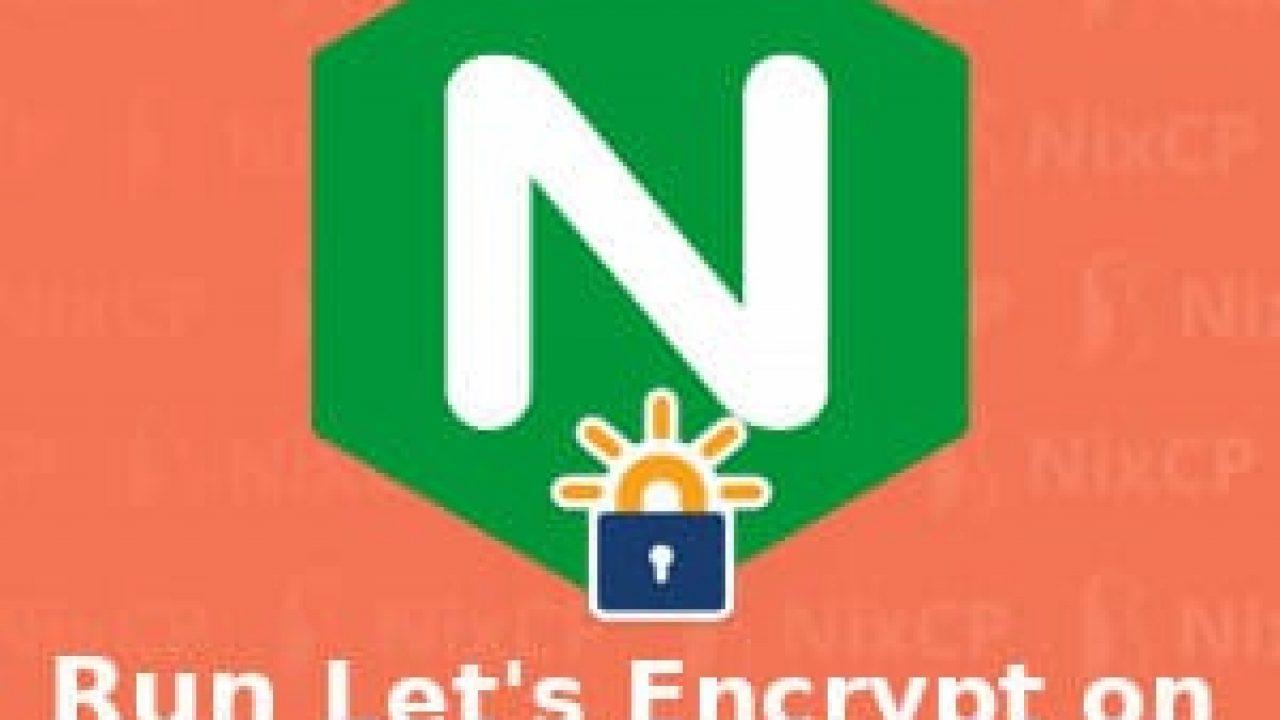How to setup Let's Encrypt SSL on Multiple Servers using