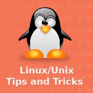 Linux / Unix Tips and Tricks